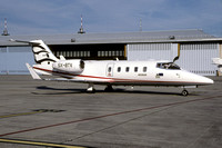 Aegean Airlines Learjet 55 SX-BTV (2000)