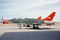 F-100 Super Sabre (North American)