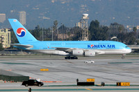 Korean Air Airbus A380-800 HL7612 at Los Angeles IAP (2013)