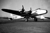 Air Transport Short Stirling OO-XAE (1949)