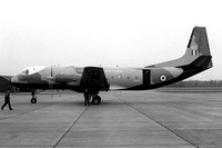 RAF Air Support Command Avro Andover C.1 XS602