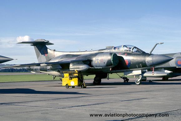 The Aviation Photo Company: Latest Additions &emdash; 237 OCU Blackburn Buccaneer S.2A XV345 (1974)