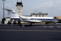 NASA Gulfstream III N1NA at Rhein Main (1992)