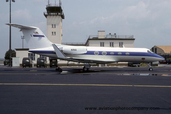 The Aviation Photo Company | NASA | NASA Gulfstream III ...