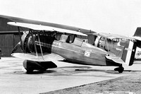 US Navy Curtiss O2C-2(X) 8845