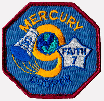 cooper space mission patches - photo #12