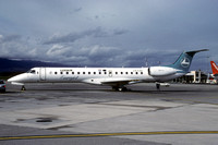 Luxair Eurojet Embraer EMB-145 LX-LGX (2000)
