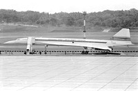 BAC Concorde G-BSST