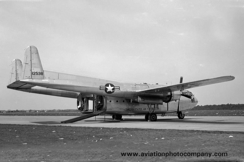 The Aviation Photo Company   C-119 Flying Boxcar (Fairchild)