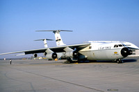 USAF 63 MAW Lockheed C-141A Starlifter 64-0614 at the Edwards AFB Open House (1980)