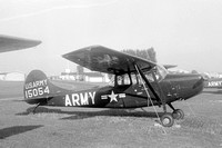 US Army USAREUR Cessna O-1A Bird Dog 51-5054