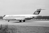 Autair International BAC 111 G-AWXJ