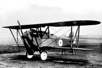 Royal Flying Corps Bristol F Scout B3989