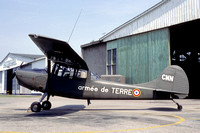French Army Cessna O-1E Bird Dog 24567 (1982)