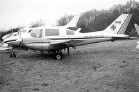Royal Flying Doctor Service Beagle 206 VH-FDB (1979)