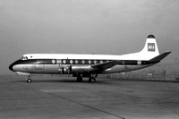 BEA Vickers Viscount G-AOHR