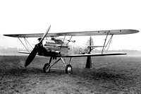 RAF Hawker Hart K2434 with a Napier engine