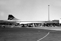 British Airways BAC Concorde F-WTSA (1974)