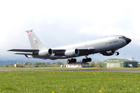 Ohio Air National Guard 121 ARW Boeing KC-135R 57-1486 at NATO Tiger Meet 2012 Orland, Norway