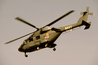Indian Navy IFTU HAL Dhruv IN706 (2005)