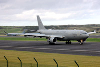 RAF 10/101 Squadron Airbus Voyager KC.3 ZZ335 at Lajes (2015)