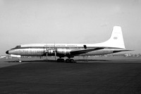 British United Airways Bristol Britannia G-ANCD