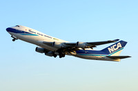 NCA Nippon Cargo Airlines Boeing 747-400F JA07KZ at Los Angeles IAP (2010)