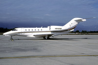 FHC Flight Services Cessna 750 Citation X N915RB (2000)