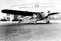 American Airways Ford Trimotor 5AT NC9663