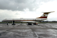 Mozambique Government Tupolev Tu-134AK C9-CAA (1983)