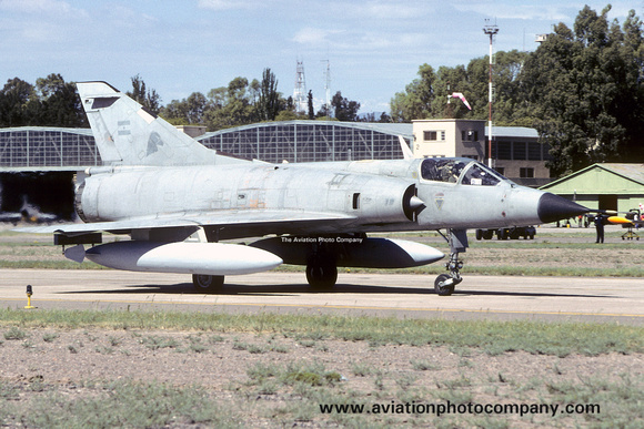 Argentinian Air Force BA 6 Dassault Mirage 3EA I-011 (2005)