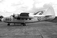 Royal Navy Arbroath Station Flight Hunting Sea Prince T.1 WP309 (1967)