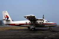 Malaysia Airlines DHC-6 Twin Otter 9M-MDO (1998)
