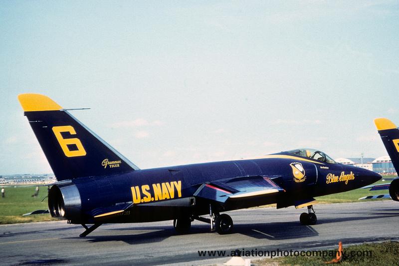 The Aviation Photo Company | F-11 Tiger (Grumman)