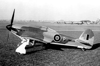 RAF Hawker Tempest prototype HM599