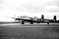RAF CGS Avro Lincoln B.2 RE371