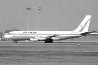 Air Viking Boeing 720 TF-VVB (1975)