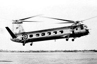 RAF Bristol 173 Helicopter XE286/3P