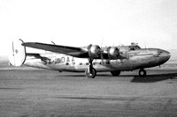 Hellenic Airlines Consolidated B-24 Liberator SX-DAA (1949)