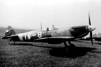 Czech Air Force Supermarine Spitfire TE549/IV-8