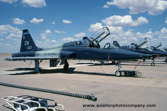 USAF 80 FTW 90 FTS Northrop AT-38B Talon 67-14937/EN (2000)