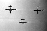 USAF Convair B-36D Peacemaker Formation