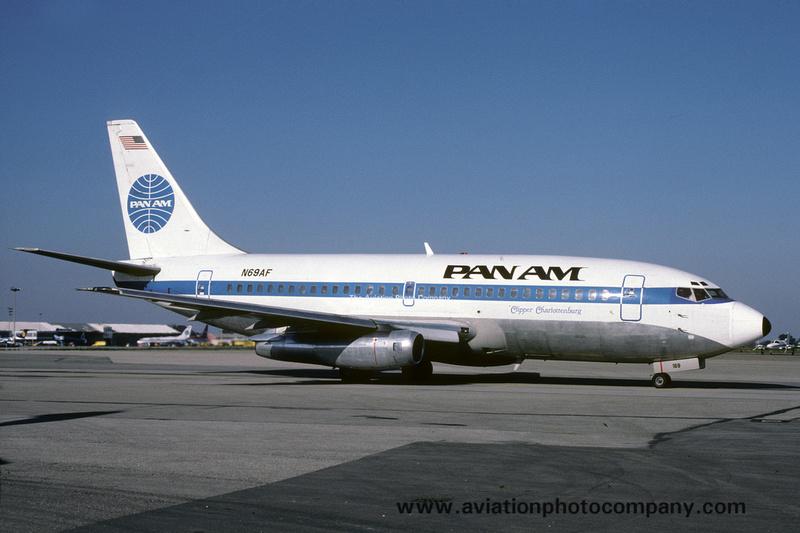 The Aviation Photo Company Boeing 737