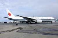 Air China Cargo Boeing 777-200F B-2094 at Anchorage IAP (2016)