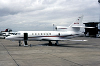 Ingersoll Rand Service Co Dassault Falcon 50 N1871R (1982)