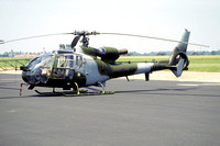 AAC 4 Regiment Westland Gazelle AH.1 XX439 (1994)
