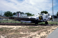 "USAF Douglas B-18A ""R-38"" at the Castle Museum (1988)"