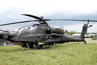 Dutch Air Force 301 Sqn McDonnell Douglas AH-64D(N) Q-08 at the Gilze Rijen Airshow (2014)