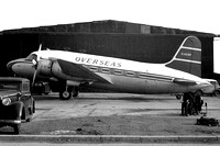 Overseas Airlines Vickers Viking G-AGRP