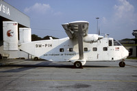 Pan Malaysian Air Transport Short Skyvan 9M-PIH (1998)